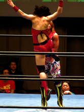 志田ちゃんは新人指導しているうちはヒールも竹刀もムリだと思う