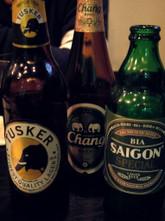 ビールの種類が多いのはポイント!