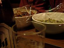 コチラは渋谷の「蓼科」