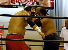 名古屋に向けて石頭合戦!