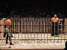 2人のデスマッチ、大日本のデスマッチ