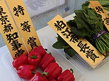 狛江野菜売り出し中