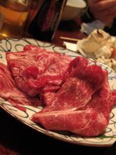 我が実家の張り切った肉