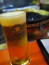 もちろんこのビール!