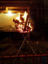 火の番お疲れさま