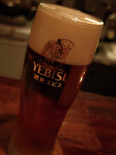 ビールは燻製してません