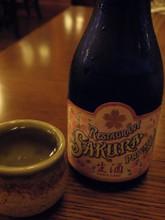 夜は日本酒