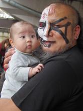 黒天使(1児のパパ)赤ちゃん大好き