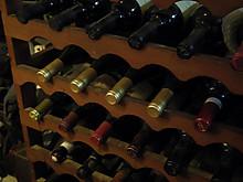 ワインは飲みません