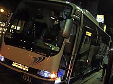 コチラ「ミルキーウェイエキスプレス」というバスにお世話になりました