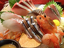 鹿児島料理屋さんに行きました