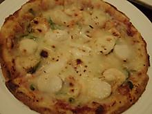 ピザもおいしかったです