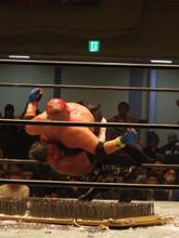 レスリングのベースが竹田の強み