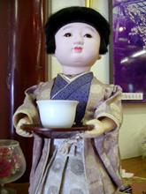 お茶屋の太助、3歳でちゅ