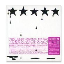 YUKI『five-star』