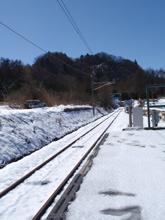 雪だ雪だーっ!