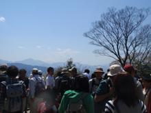 富士山モヤってるね…モヤってるね…モヤってるね…