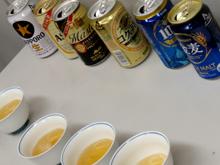 ビール3本、発泡酒3本
