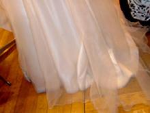 手造りのドレスなんだって、すごい!